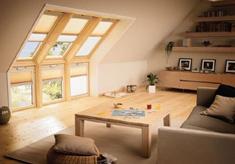 houten dakvenster